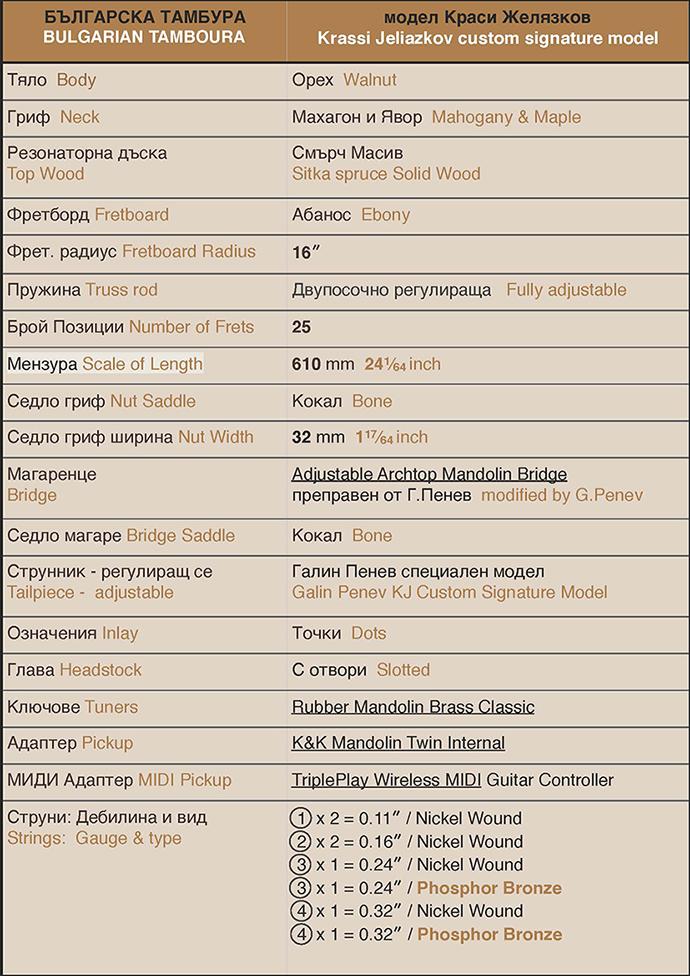 My_BGTamboura_Specifications